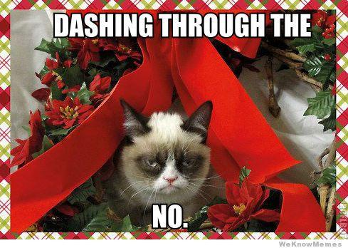 Grumpy Cat Fortune