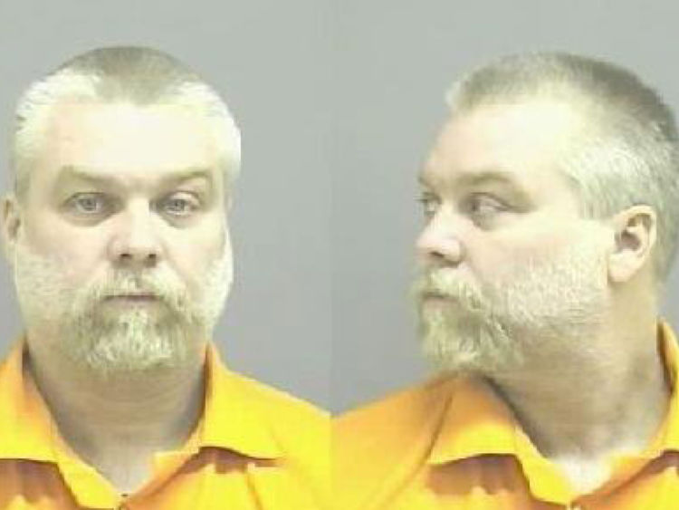 Steven Avery is pictured in this undated booking photo