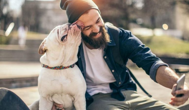 Men's Beards Carry More Bacteria Than Dogs, Study Finds